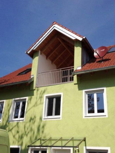 Balkongeländer Edelstahl Landshut