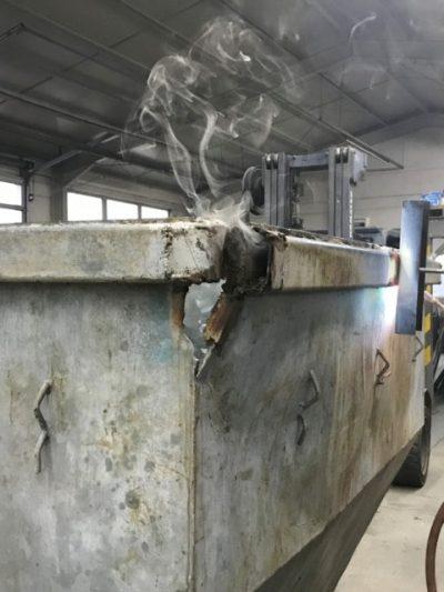 Container Reparatur Landshut